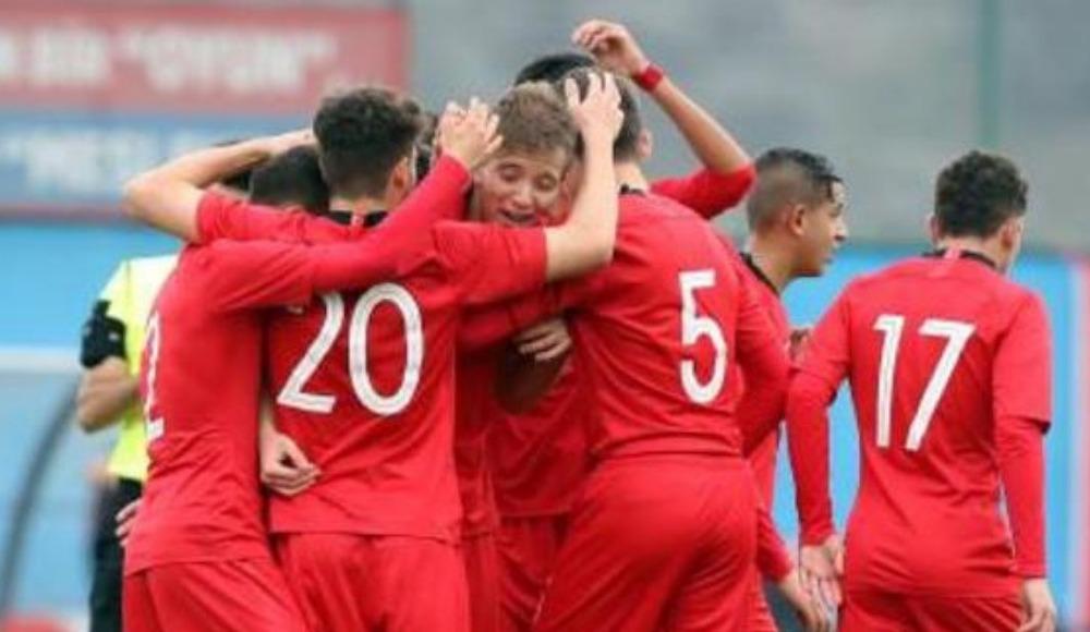 U16 Milli Takımı, Ege Kupası'nda finale yükseldi