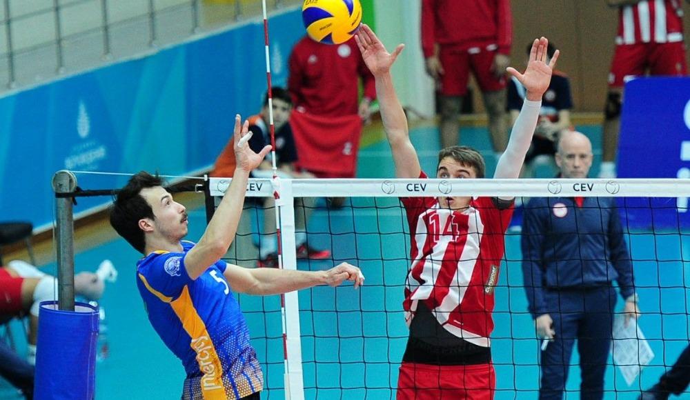 İstanbul BBSK, CEV Kupası'na 8'li Finaller Turu'nda veda etti