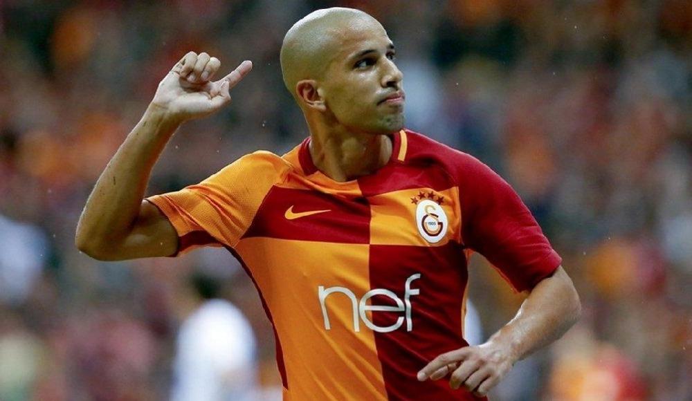 Galatasaray'a büyük piyango! Feghouli...