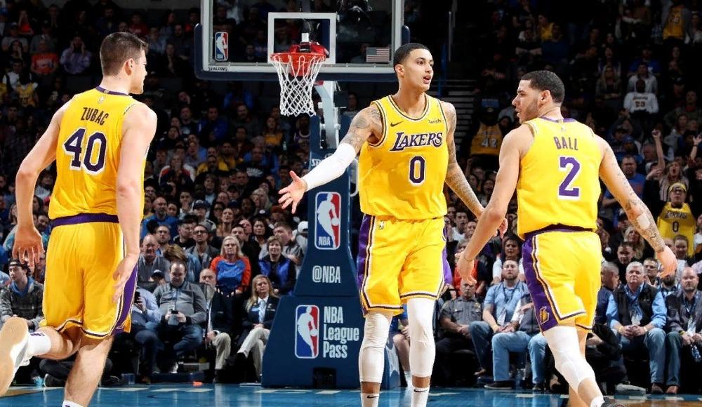 Uzatmaya giden mücadelede kazanan Lakers