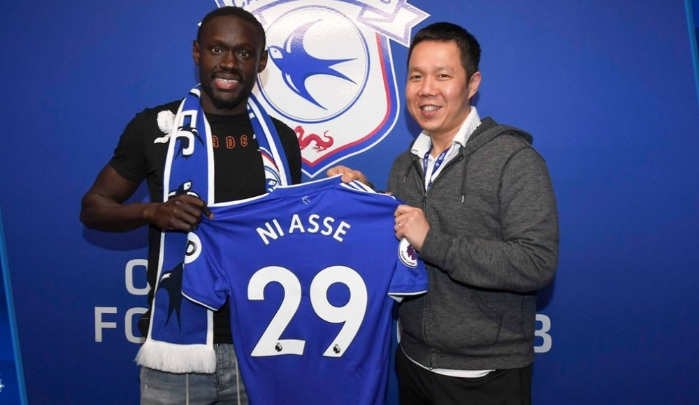 İşte Oumar Niasse'nin yeni takımı