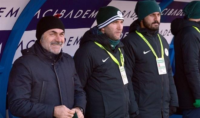 Konyaspor'u Ömer Ali ve Volkan sırtladı