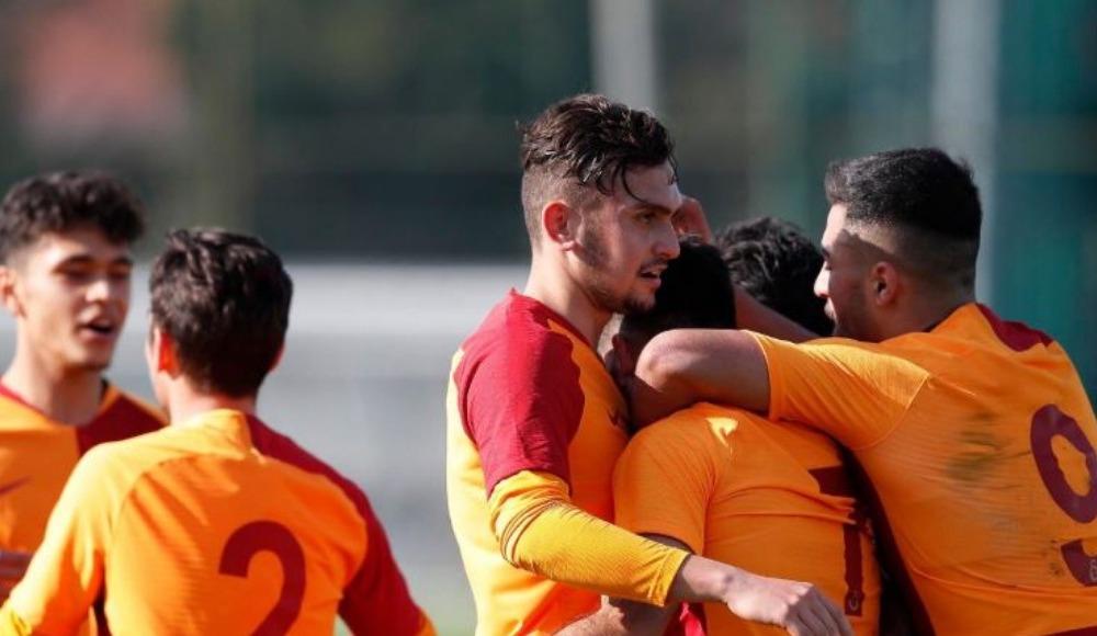 Galatasaray'ın gençleri Ankaragücü'nü farklı geçti: 5-1