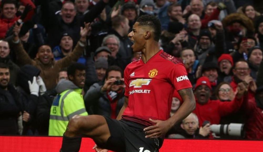 Özet - United'ın şovu devam ediyor: 2-1