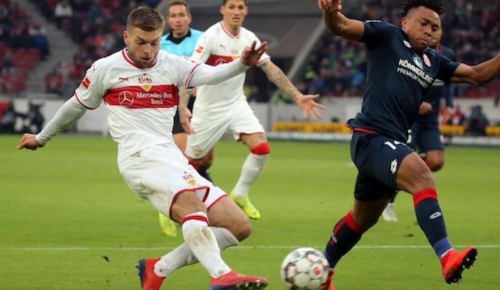 Özet - Mainz 05, deplasmanda Stuttgart'ı mağlup etti