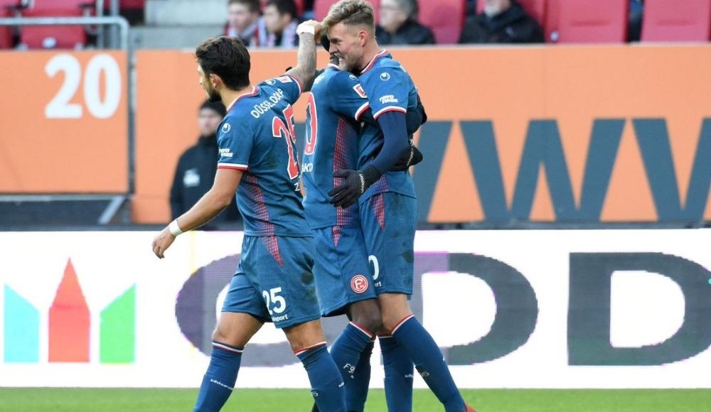 Özet - Fortuna Düsseldorf üst üste 4. galibiyetini aldı