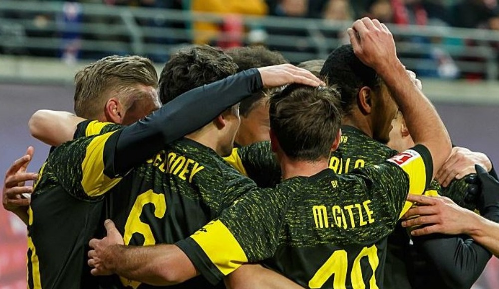 RB Leibzig 0-1 Borussia Dortmund (ÖZET) 47