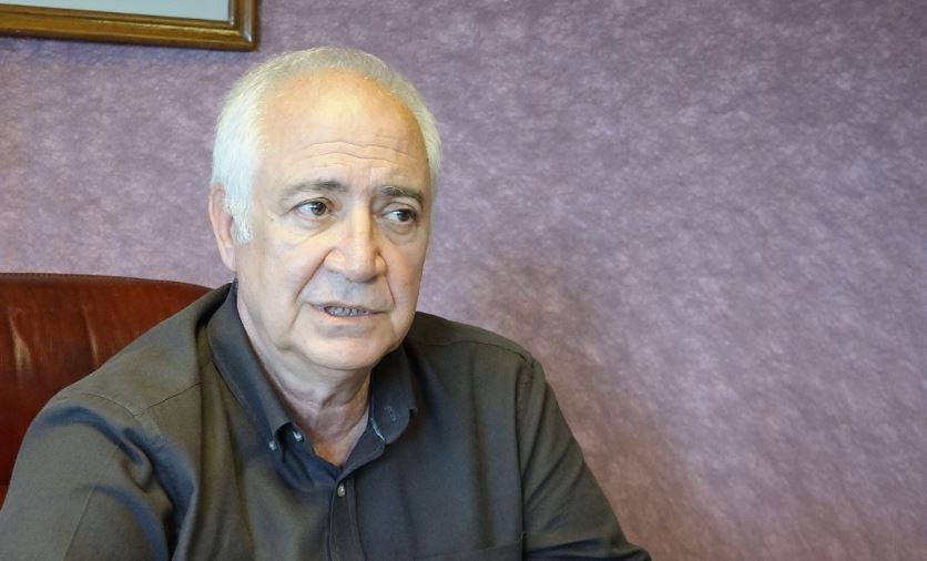 Hayrettin Hacısalihoğlu - Trabzonspor Eski Asbaşkanı
