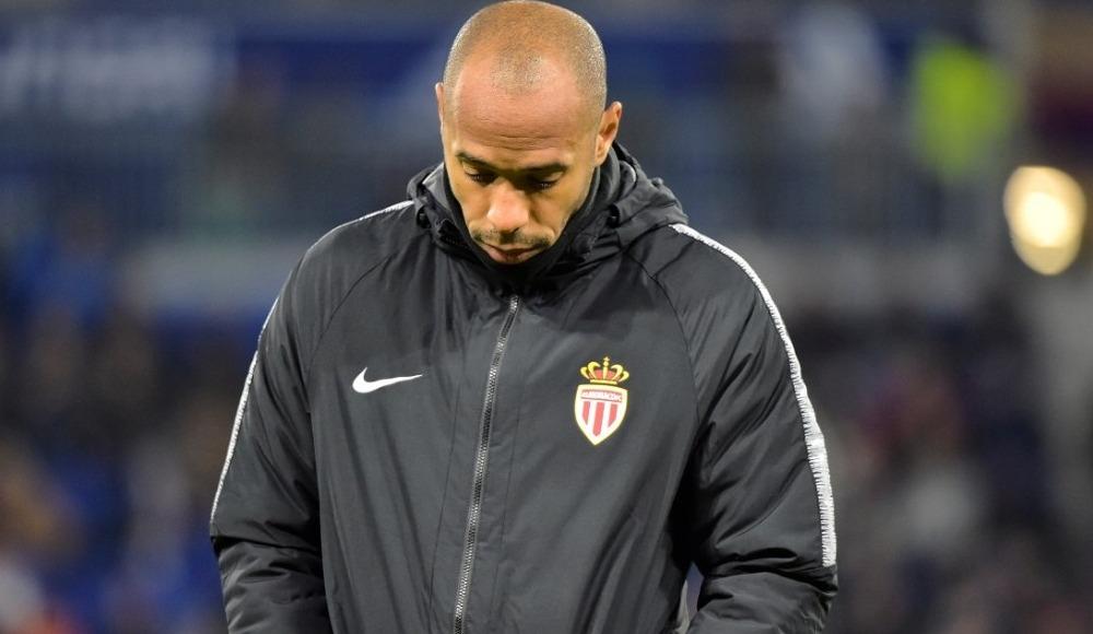 Monaco sahasında dağıldı! 1-5