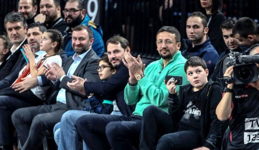 """Hidayet Türkoğlu: """"Salonu dolduran basketbolseverlere teşekkür ediyorum"""""""