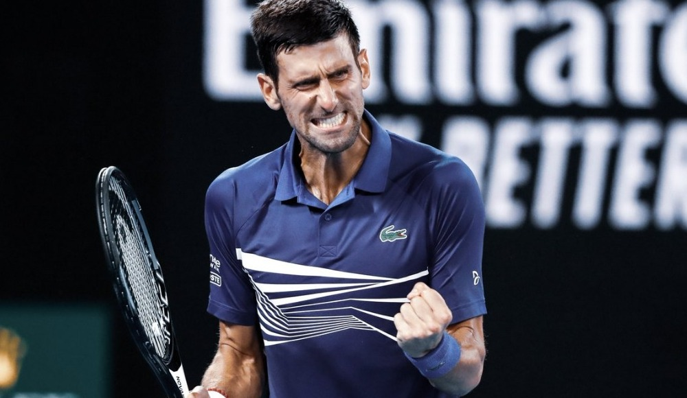 Djokovic çeyrek finalde