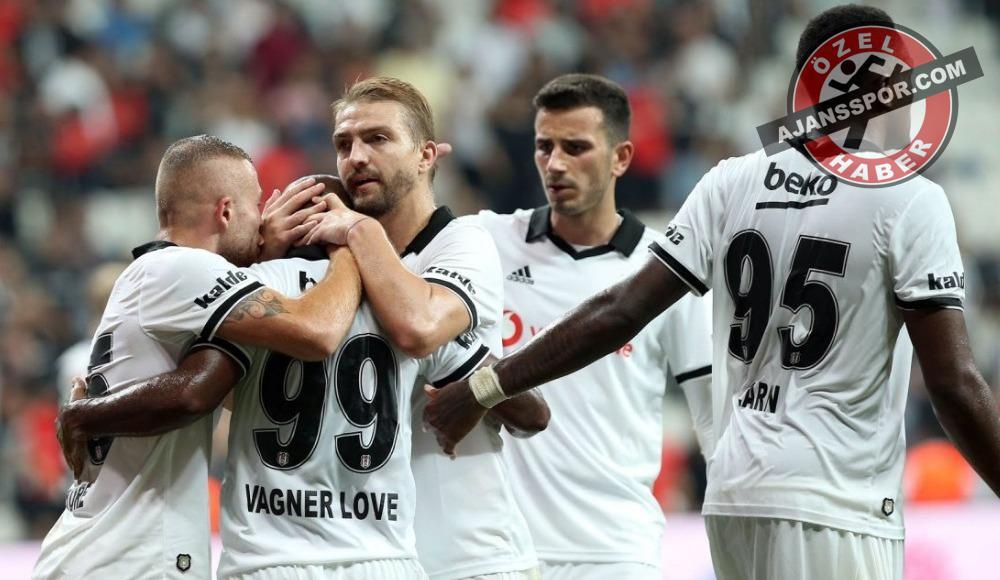 Antalyaspor Beşiktaşlı 3 ismi transfer edecek mi?
