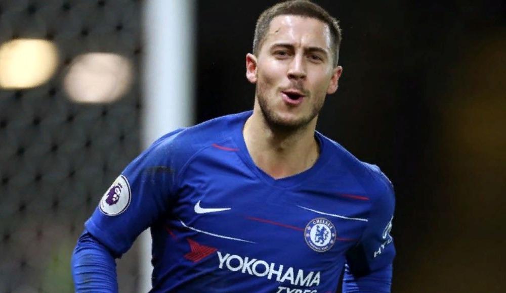 Dünya devinden Hazard'a 140 milyon Euro