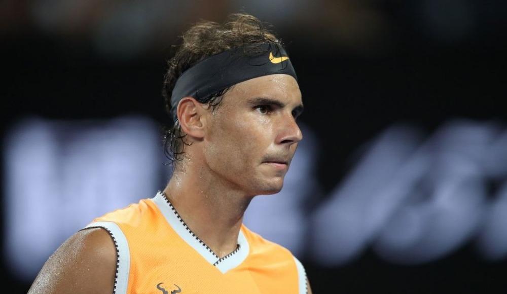 Federer'in belalısı Nadal'a rakip oldu!
