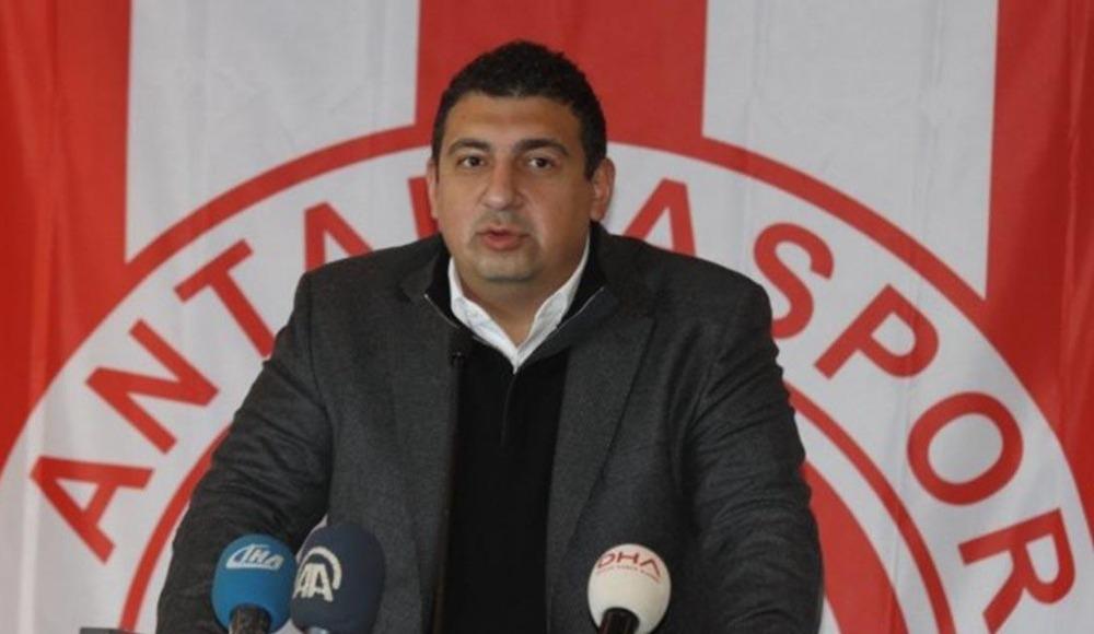 """Ali Şafak Öztürk: """"Hakemin daha soğuk kanlı olması lazım"""""""