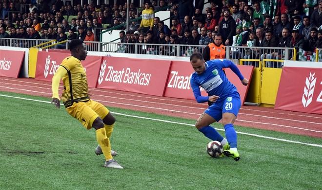 Özet - Evkur Yeni Malatyaspor çeyrek finalde!