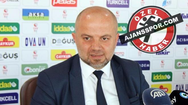 Çaykur Rizespor Basın Sözcüsü Hasan Yavuz Bakır'dan Azubuike açıklaması!
