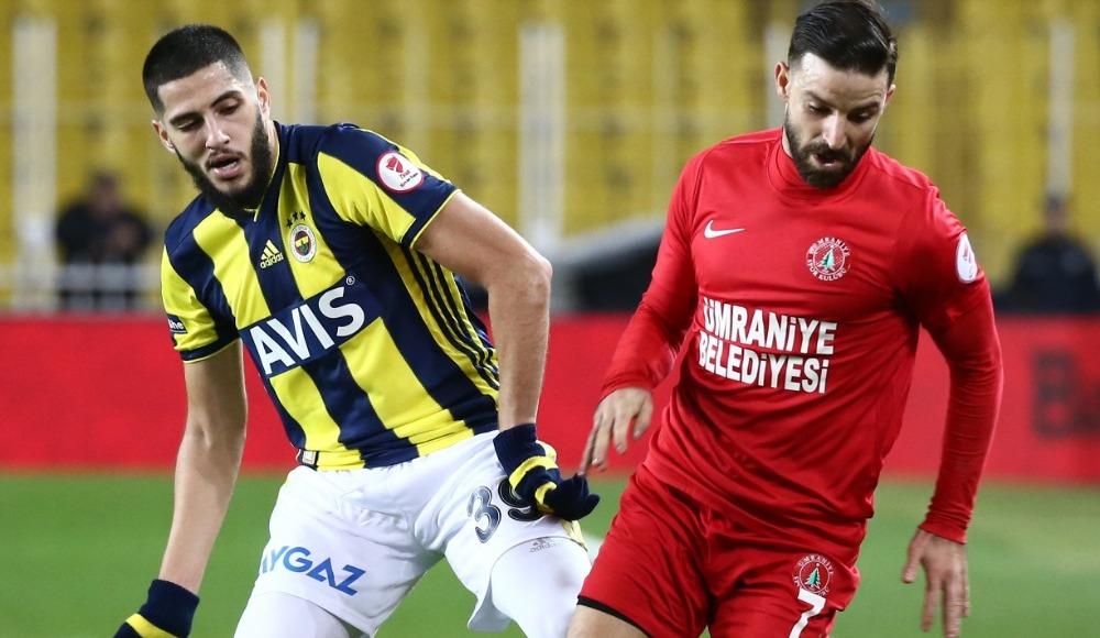 Benzia: ''Fenerbahçe'deyseniz daha çok koşmak ve daha çok mücadele etmek zorundasınız''