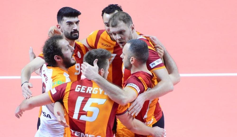 GittiGidiyor, Galatasaray Erkek Voleybol Takımı'nın sponsoru oldu