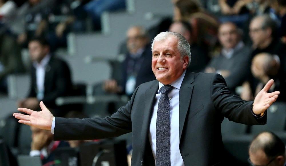 """Zeljko Obradovic: """"Oyunun kontrolü bizdeydi"""""""
