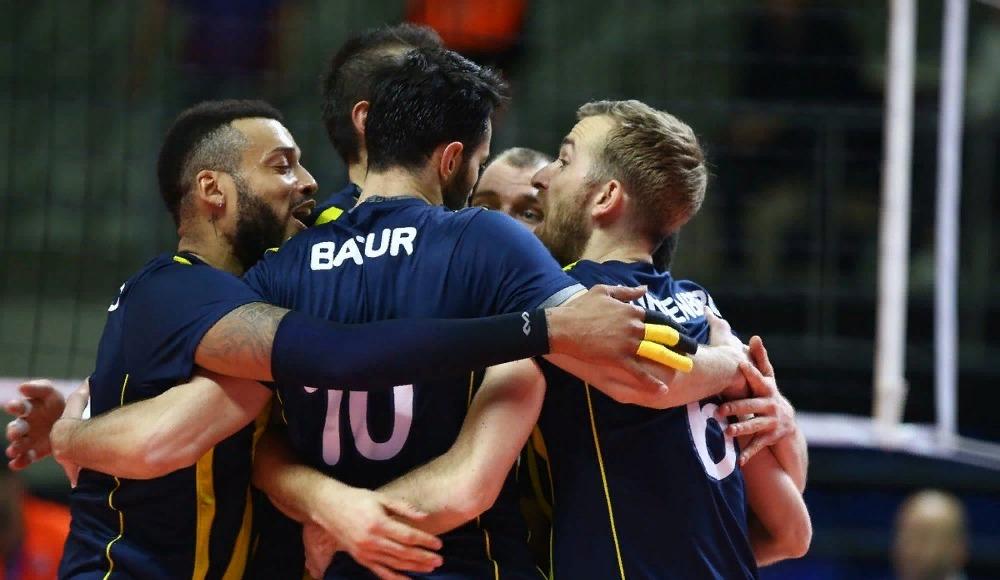 Fenerbahçe 5 setin sonunda galip