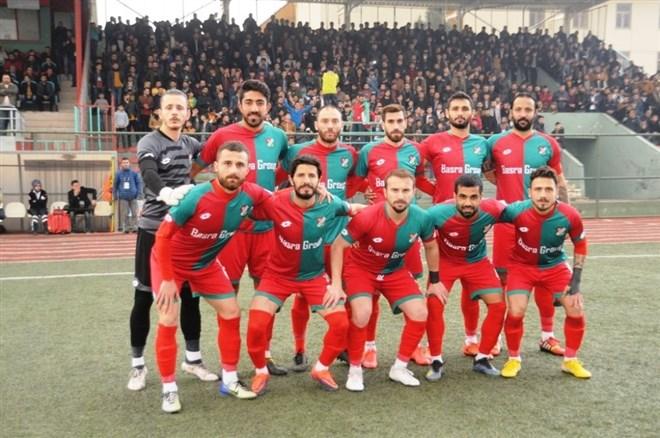 Cizrespor evinde Ankara Adliyespor'u 2-1 yendi