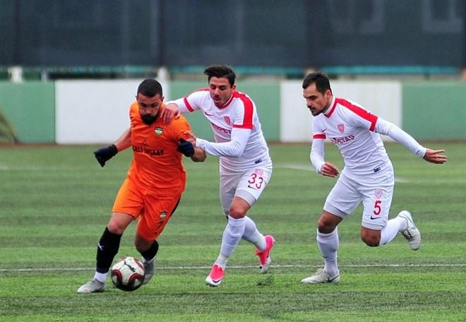 Büyükçekmece Tepecikspor, Nevşehir Belediyespor'a mağlup oldu