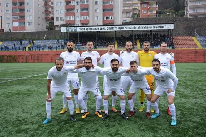 Kdz. Ereğli Belediyespor'dan Kaynaşlı'ya farklı tarife: 6-0