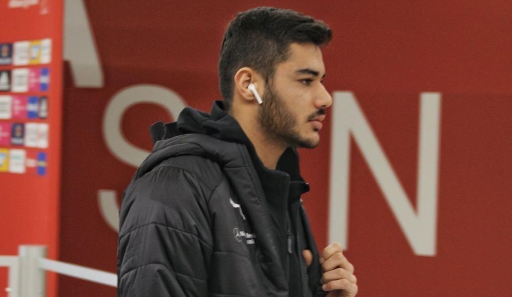 Ozan Kabak, Bayern Münih'e karşı ilk 11'de