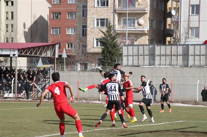 Olaylı maçta 7 kişi gözaltına alındı