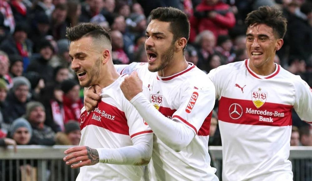 Ozan Kabaklı Stuttgart, Münih'e direnemedi: 4-1