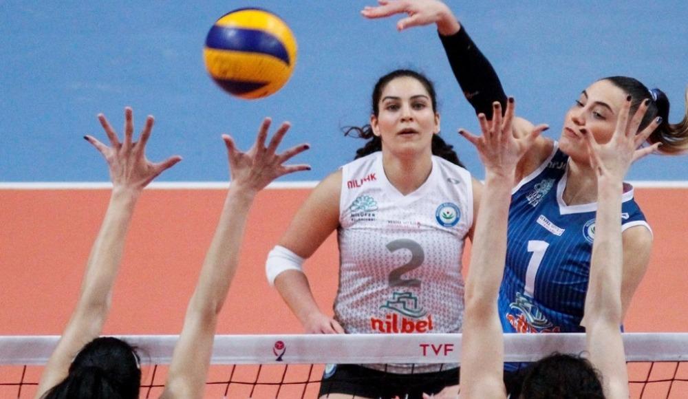 Nilüfer Belediyespor, sahasında Karayolları'nı 3-2 yendi