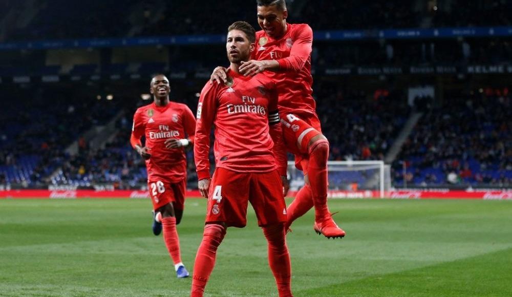 Real Madrid, Espanyol deplasmanında farklı kazandı! 2-4