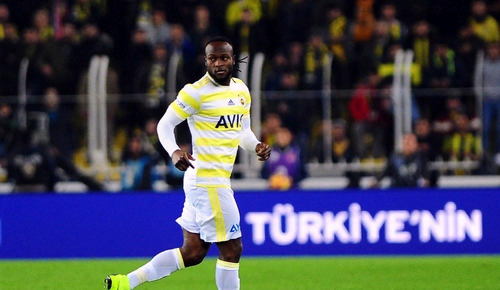 Moses Zenit maçında oynayacak mı?