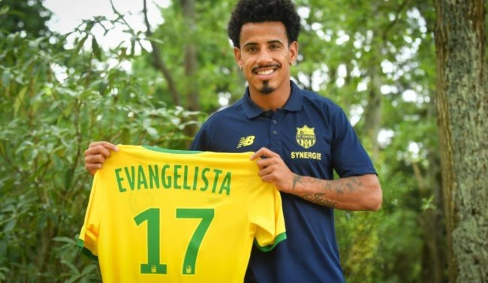Sivasspor, Nantes forması giyen Evangelista'yı transfer etmek istiyor