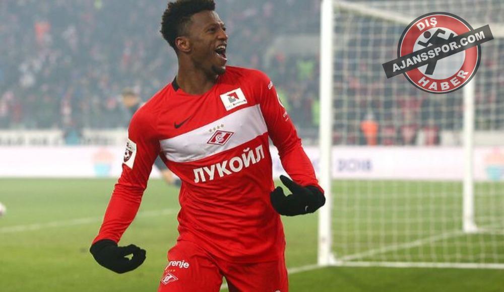 Spartak Moskova'dan resmi açıklama! Ze Luis Galatasaray'a transfer olacak mı?