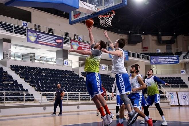 Denizli Basket'te hedef galibiyet