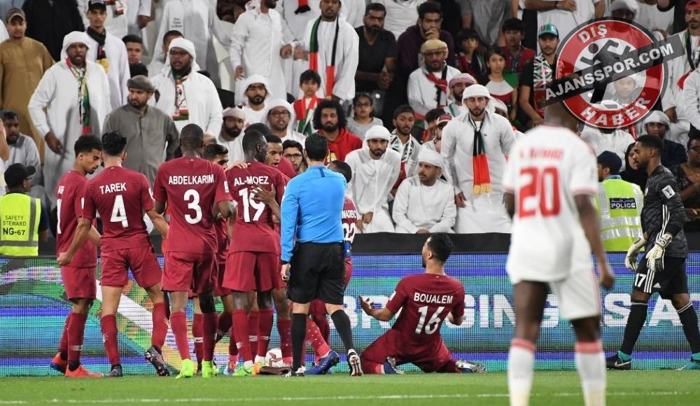 Asya Kupası'nda finalin adı Japonya - Katar