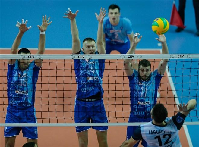 Arkasspor, Rusya temsilcisi Dinamo Moskova'ya 3-0 mağlup oldu
