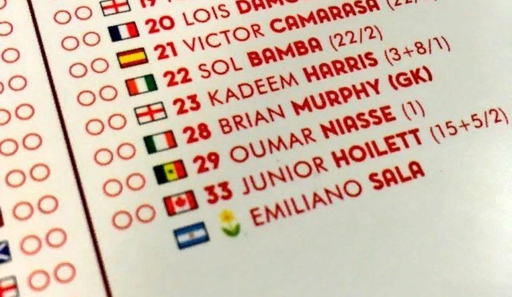 Arsenal, Sala'yı unutmadı!