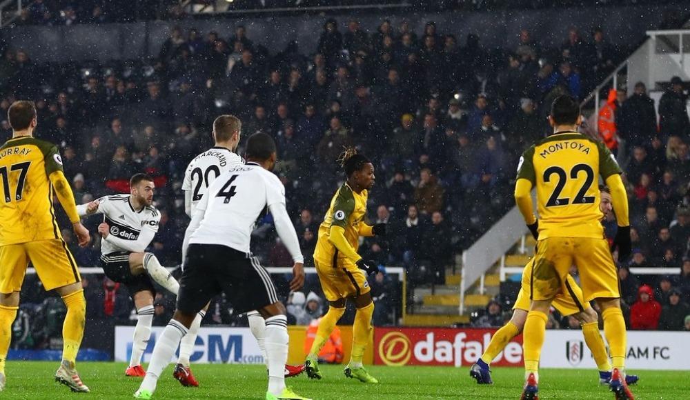 Özet - Fulham, Brighton karşısında 0-2 mağlup duruma düştüğü maçı 4-2 kazandı!