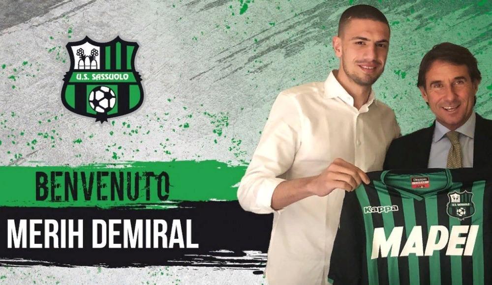 Sassuolo, Merih Demiral'ı açıkladı!