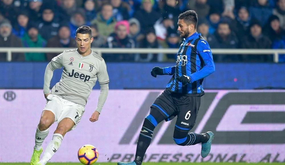 İtalya Kupası'nda Atalanta Juventus'u 3-0 mağlup etti