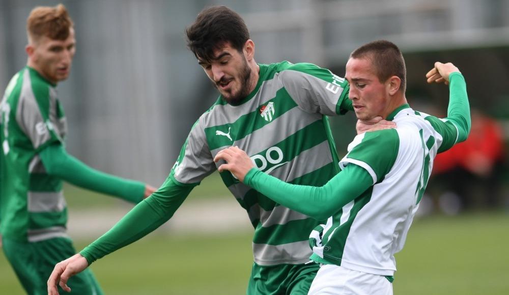 Kubilay Kanatsızkuş, Bursaspor'a gol ile döndü