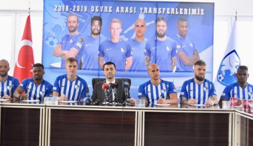 Erzurumspor transfere ne kadar para harcadı? Açıklandı!
