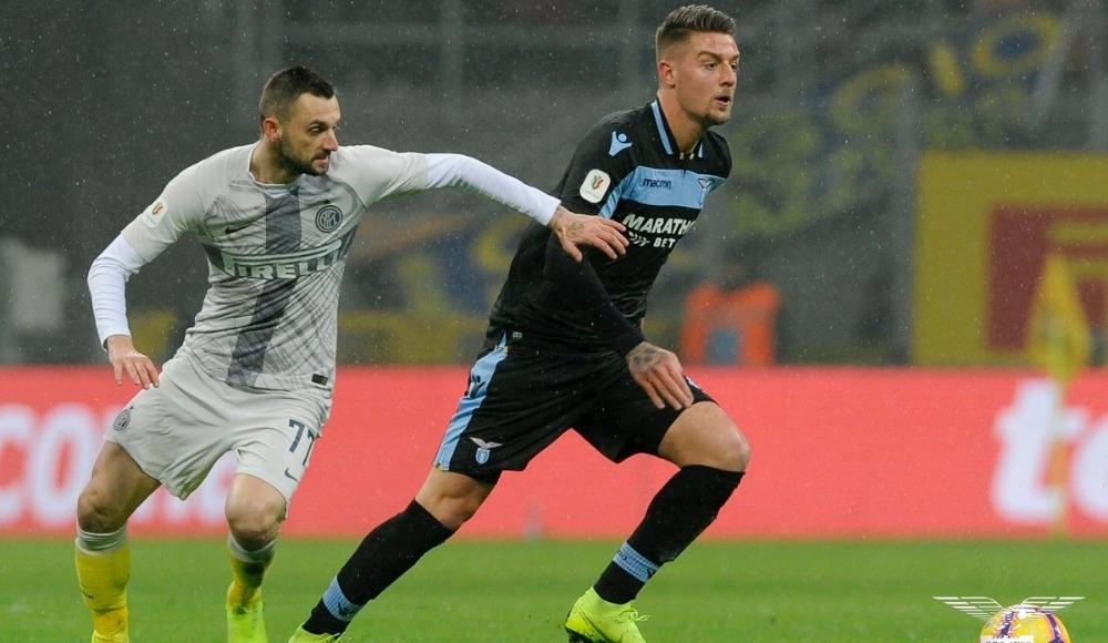 Lazio, İtalya Kupası'nda yarı finalde