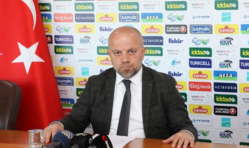 """""""Hiçbir futbolcumuzu mağdur etmek istemiyoruz"""""""