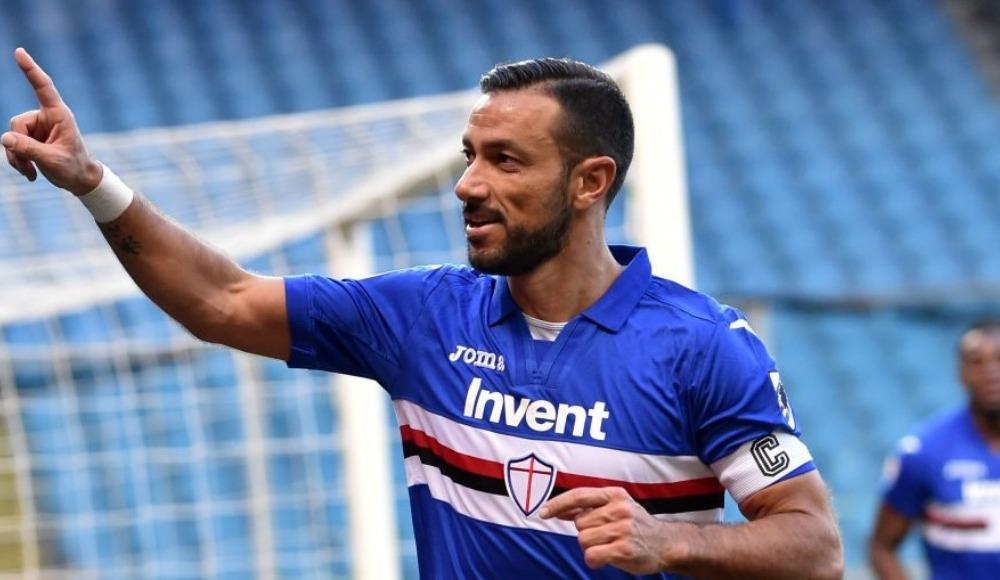 36 yaşındaki Fabio Quagliarella, yeniden milli takımda!