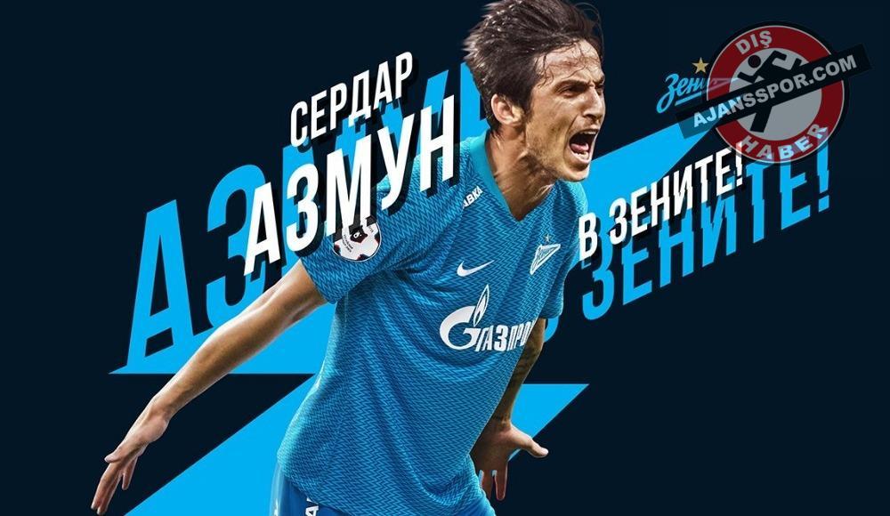Zenit, Sardar Azmoun'u transfer etti