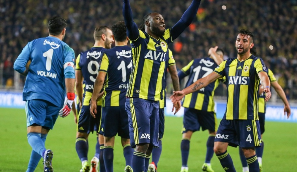 Fenerbahçe'nin Kadıköy'de bileği bükülmüyor! Turun şifresi...